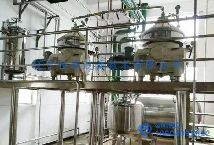 菌体分离生产厂家