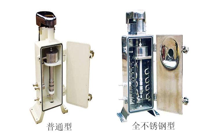 吉林实验型管式分离机