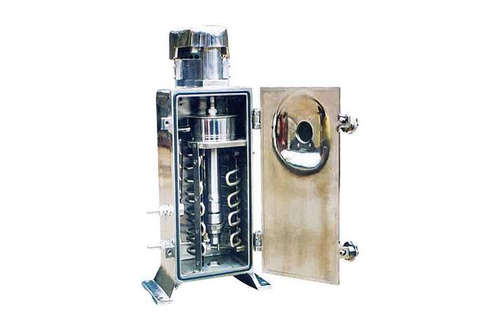 实验型管式分离机全不锈钢型